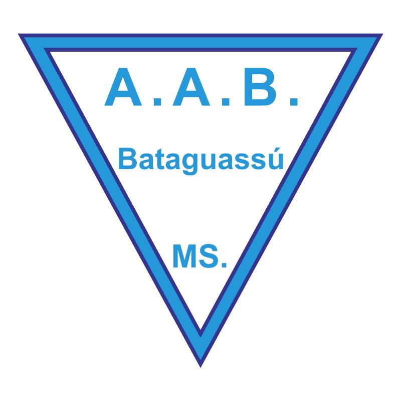 Associacao Atletica Bataguassuense de Bataguassu MS vector