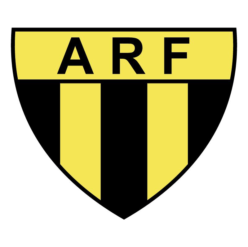 Associacao Rosario de Futebol de Rosario do Sul RS vector