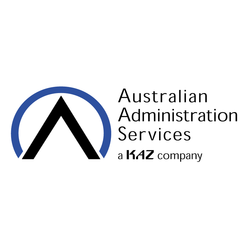 Australian Administration Services vector