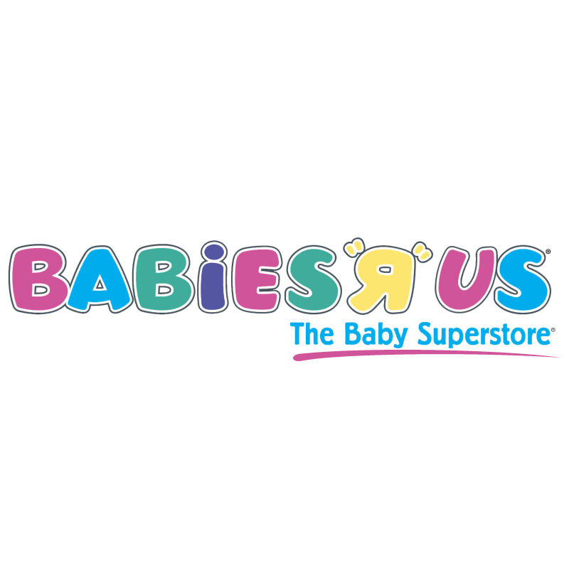Babies R Us vector logo