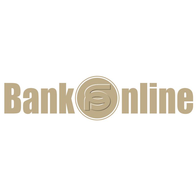 Bank Online vector