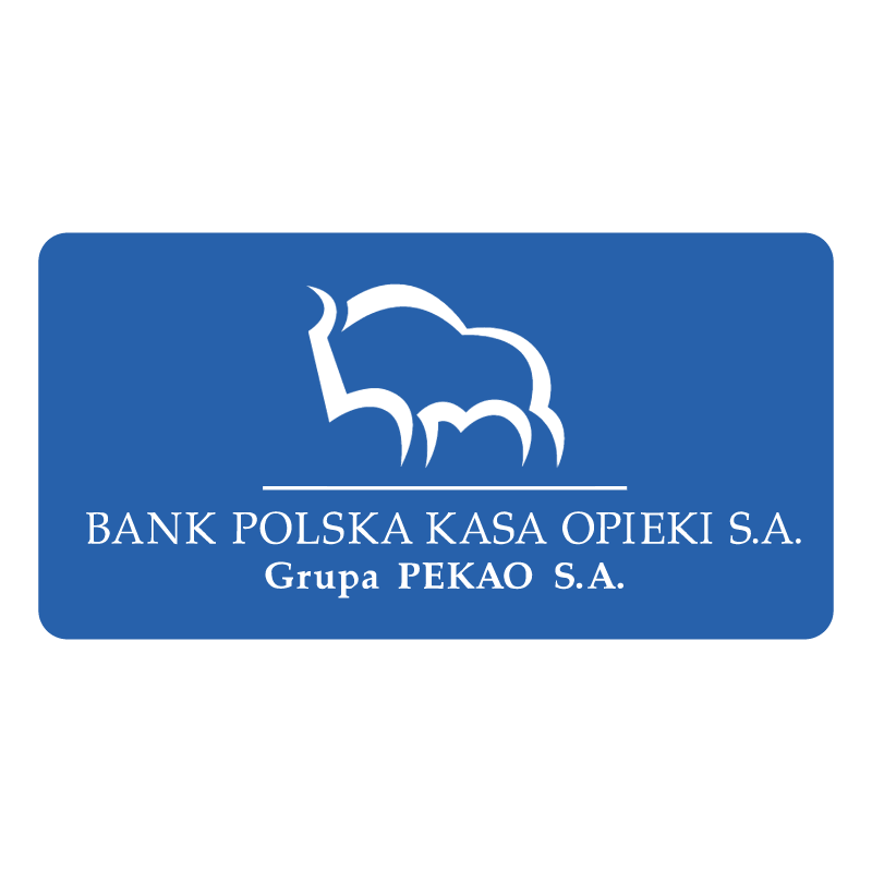 Bank Polska Kasa Opieki 76346 vector