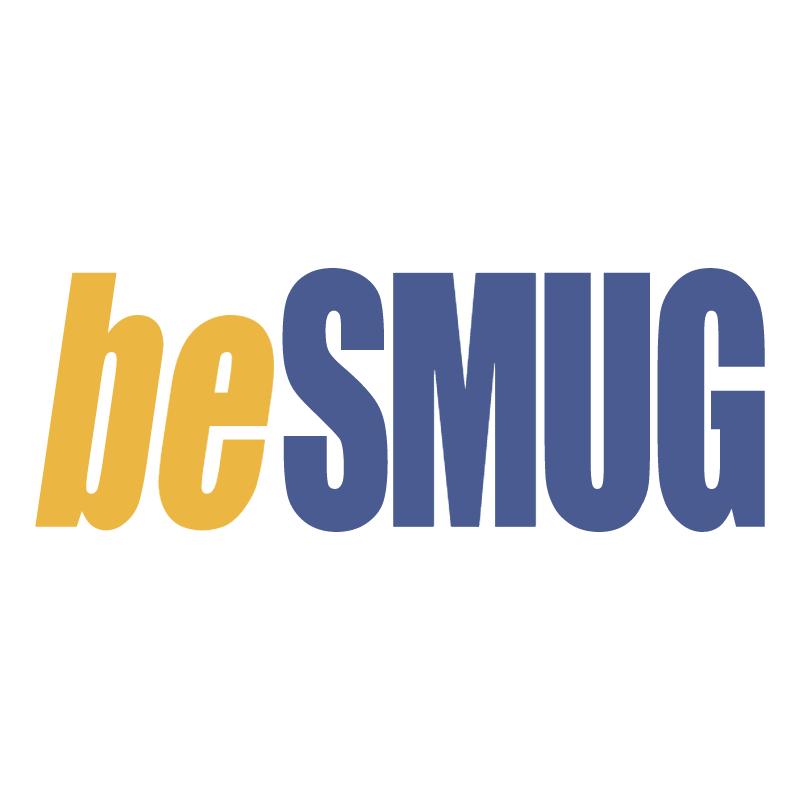 beSMUG vector logo