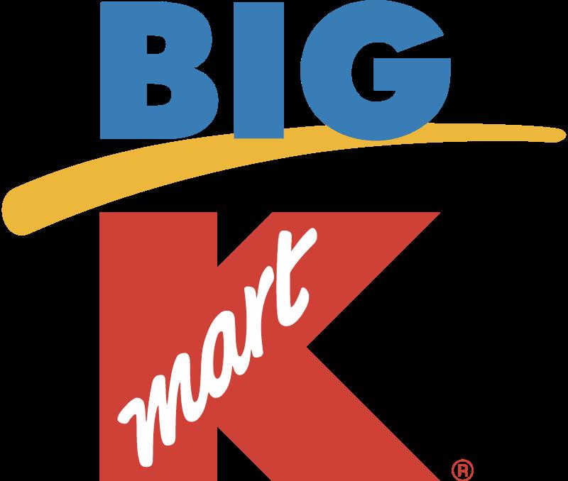 BIG K MART 1 vector