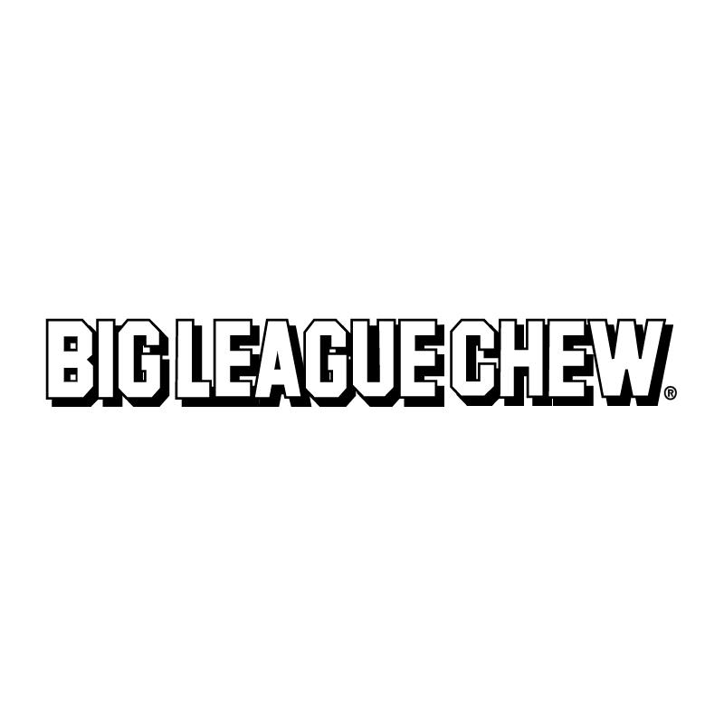 Big League Chew vector logo
