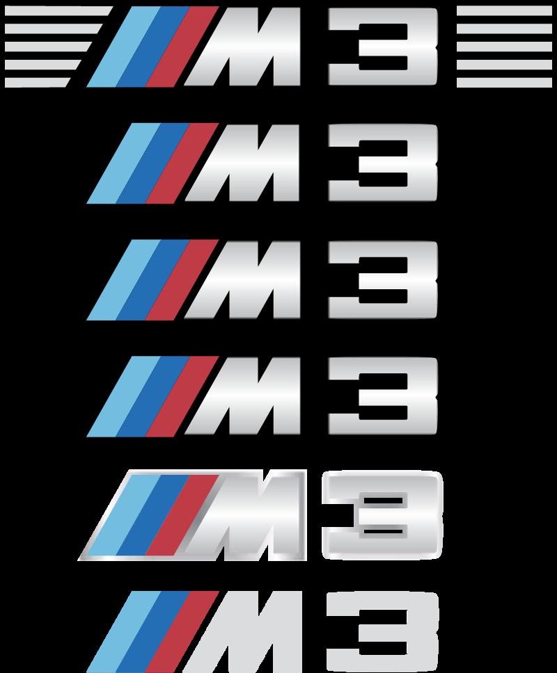 BMW M3 84133 vector