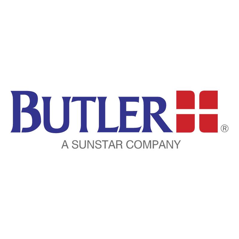 Butler 54348 vector logo