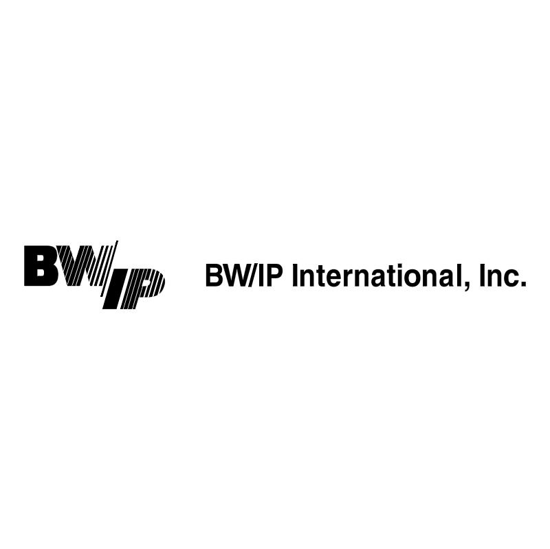 BW IP International 55698 vector logo