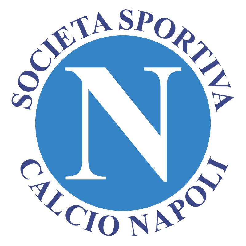 Calcio Napoli 8329 vector logo