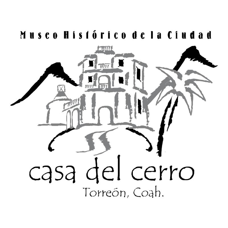 Casa del Cerro vector