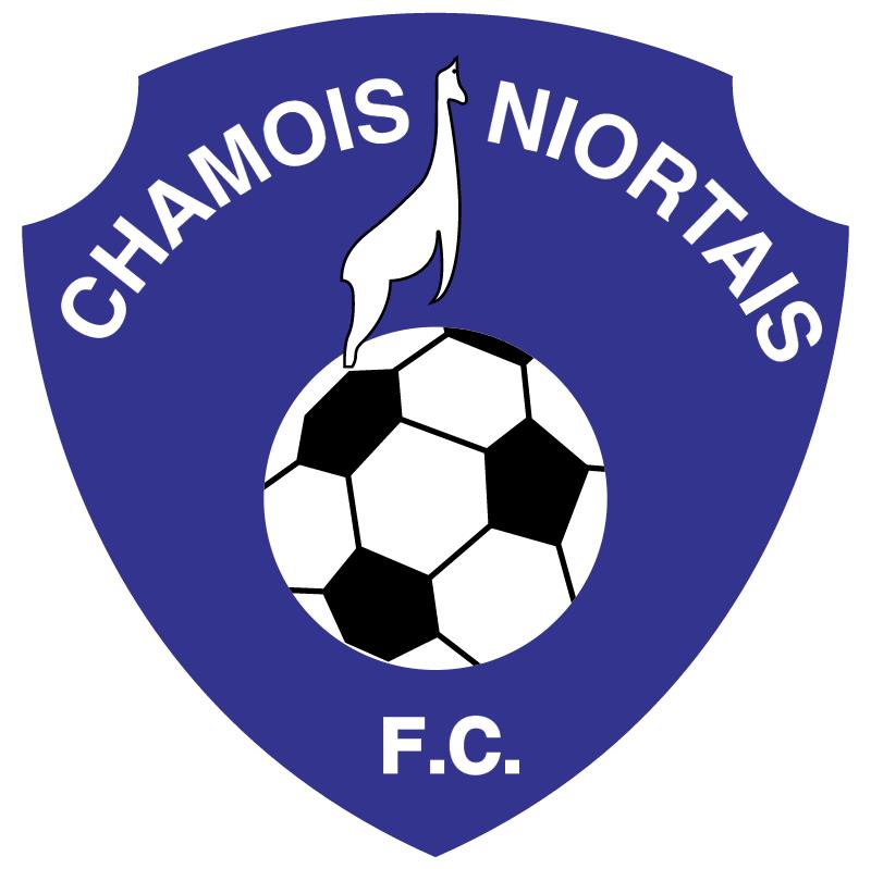 Chamois Niortais 7889 vector