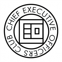 Chief Executive Officers Club vector