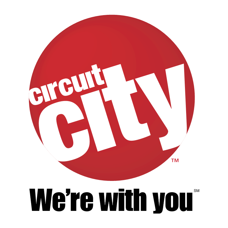 Circuit City vector logo