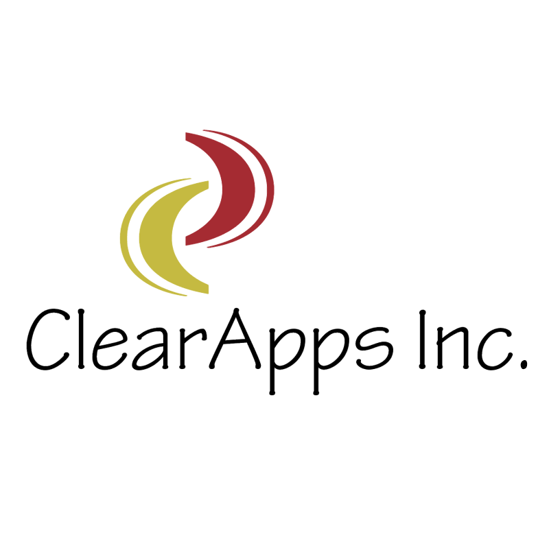 Clear Apps vector logo