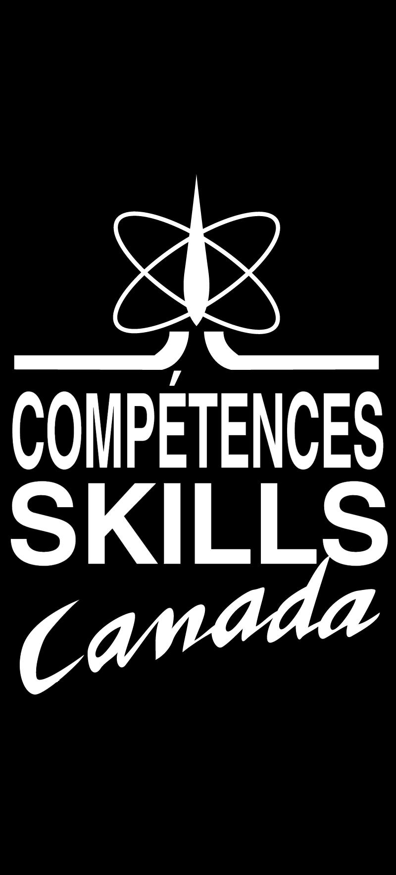 Competence Skills Canada vector