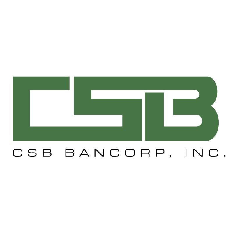 CSB Bancorp vector