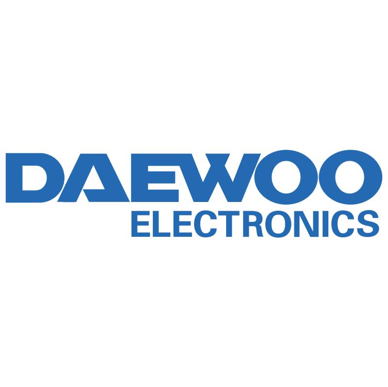 Daewoo Electronics vector logo