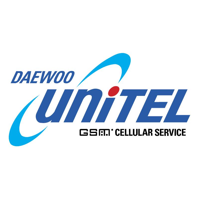 Daewoo Unitel vector