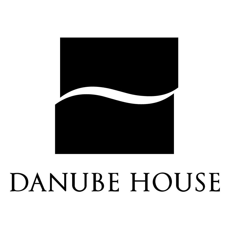 Danube House vector