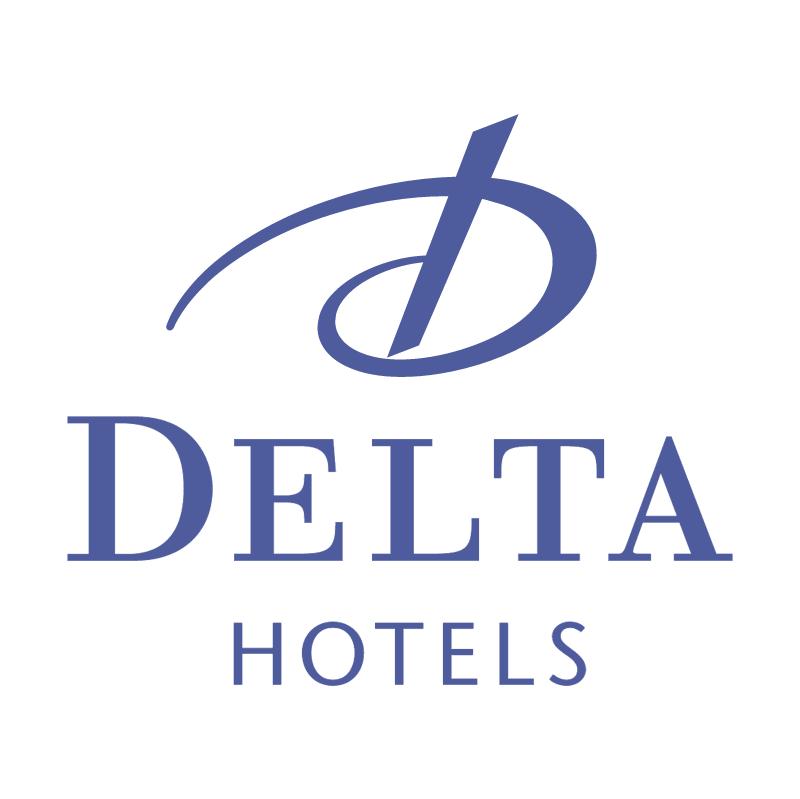 Delta Hotels vector