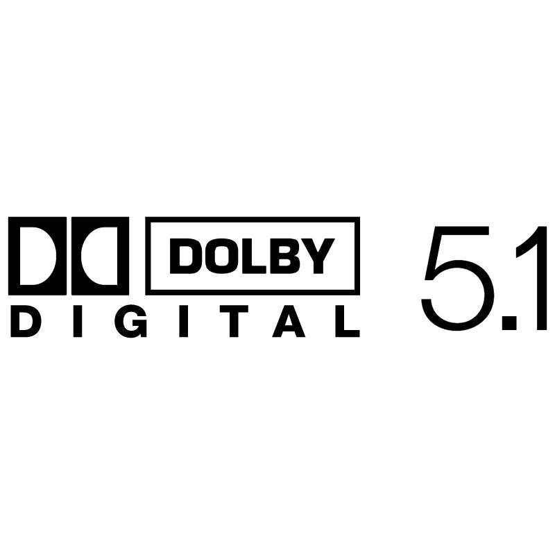 Dolby Digital 5 1 vector