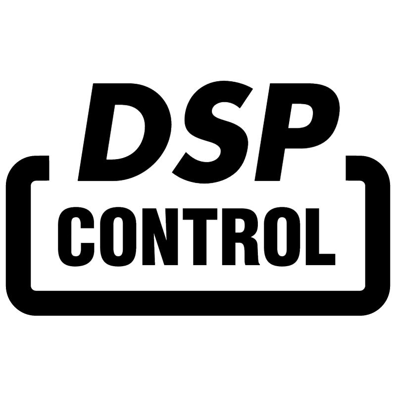 DSP Control vector logo