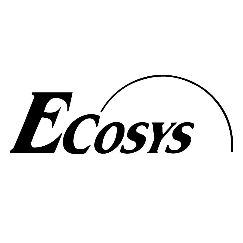 Ecosys vector