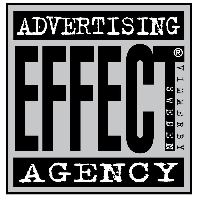 Effect Reklambyr AB vector logo
