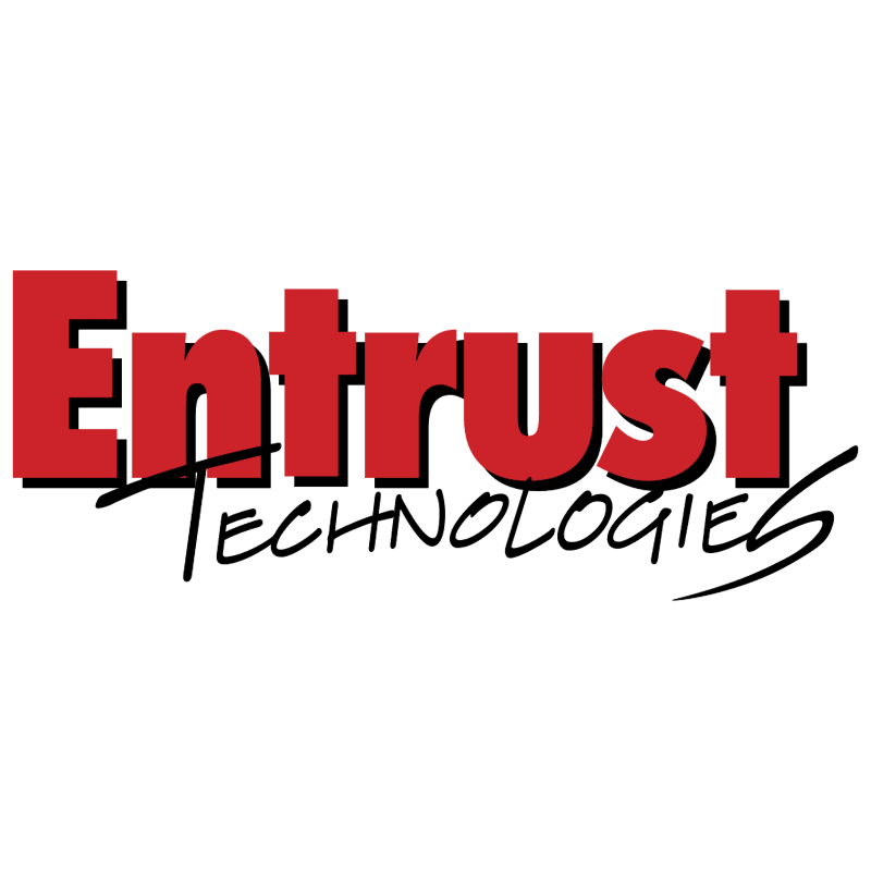 Entrust Technologies vector