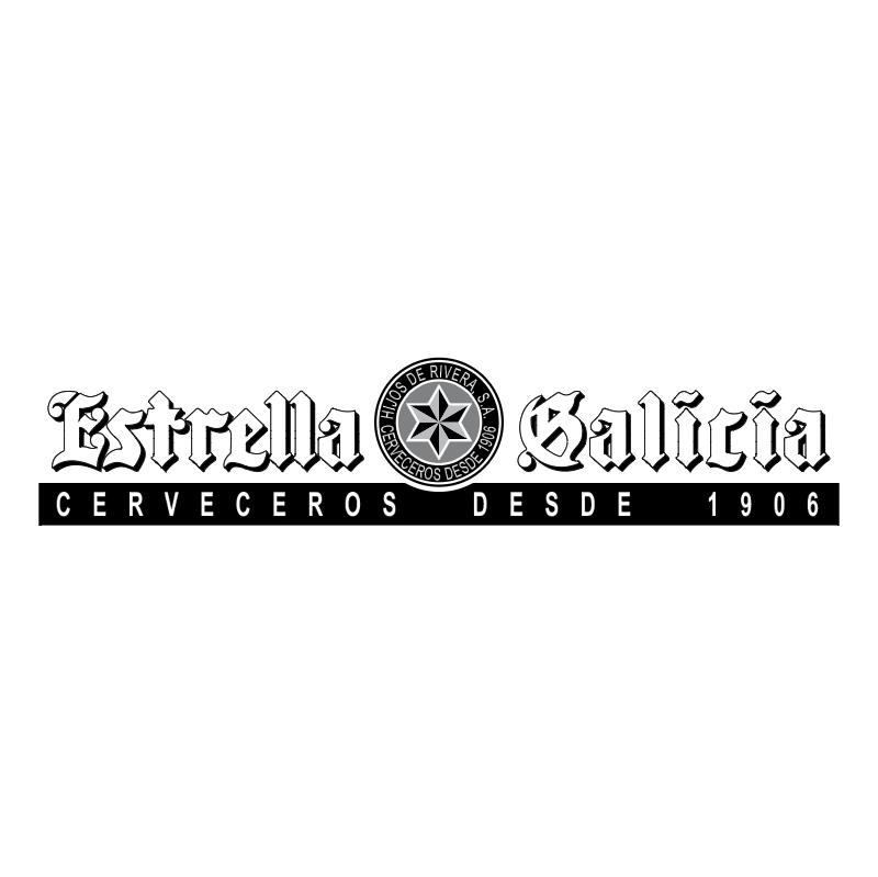 Estrella Galicia vector