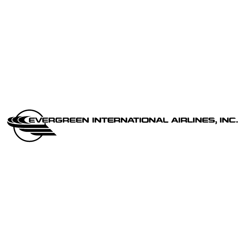 Evergreen International Airlines vector