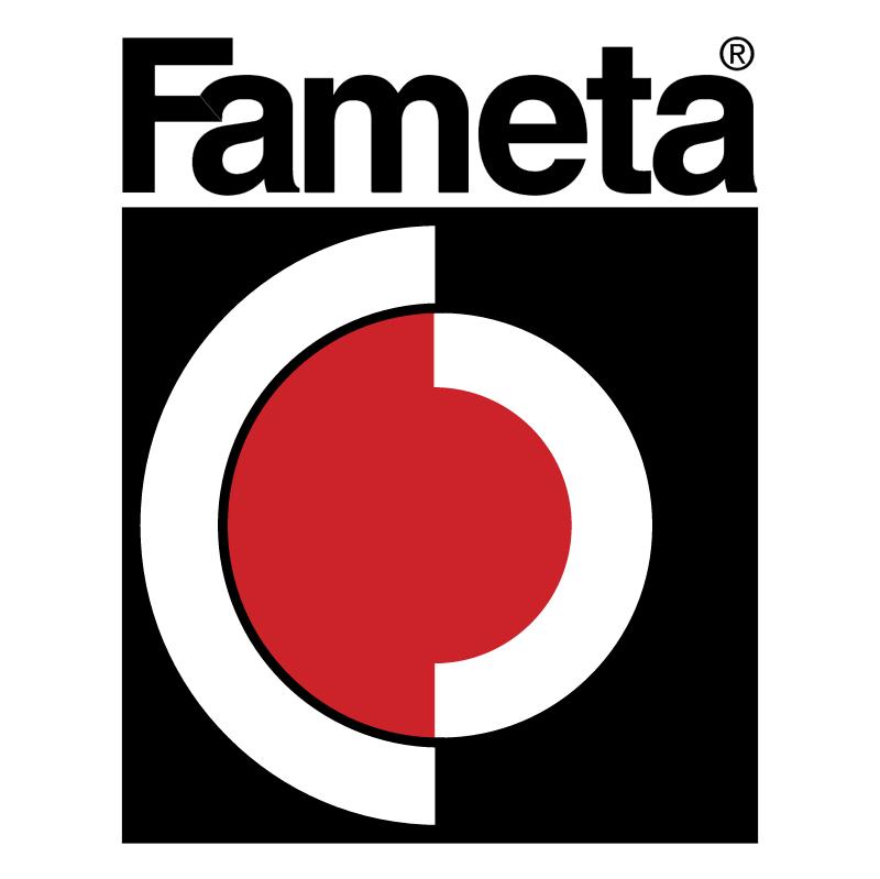 Fameta vector logo