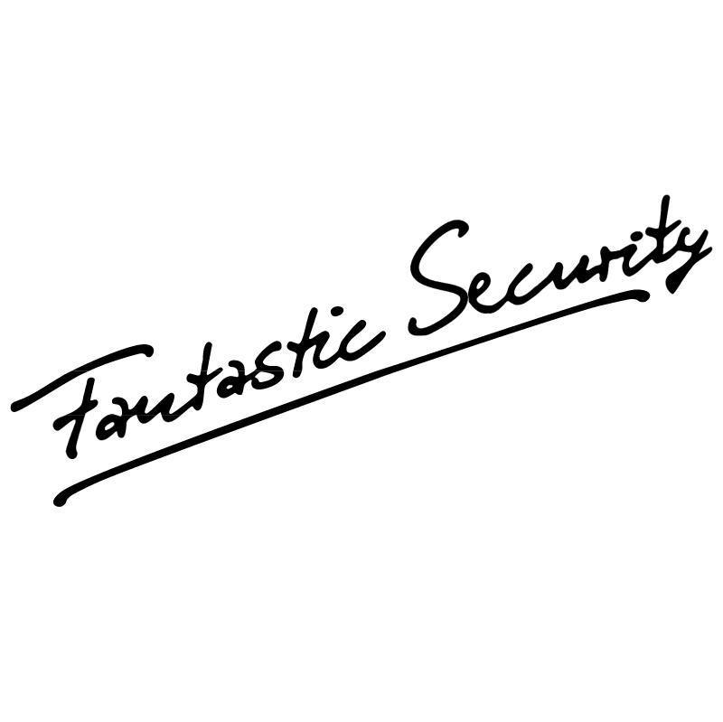 Fantastic Security vector