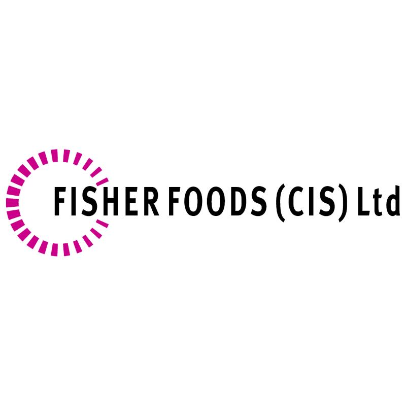 Fisher Foods vector logo