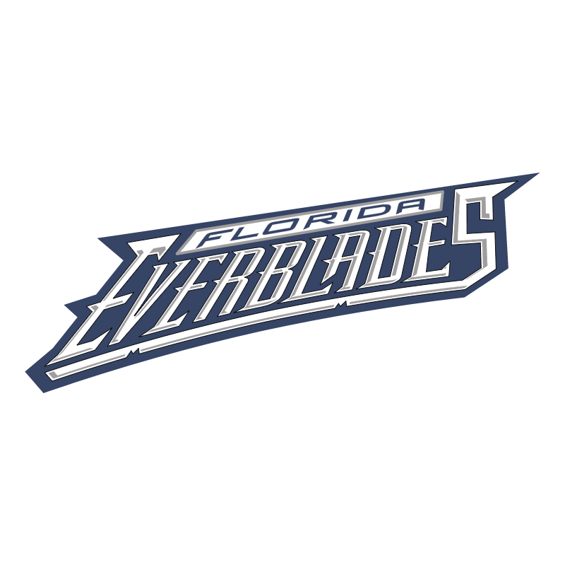 Florida Everblades vector