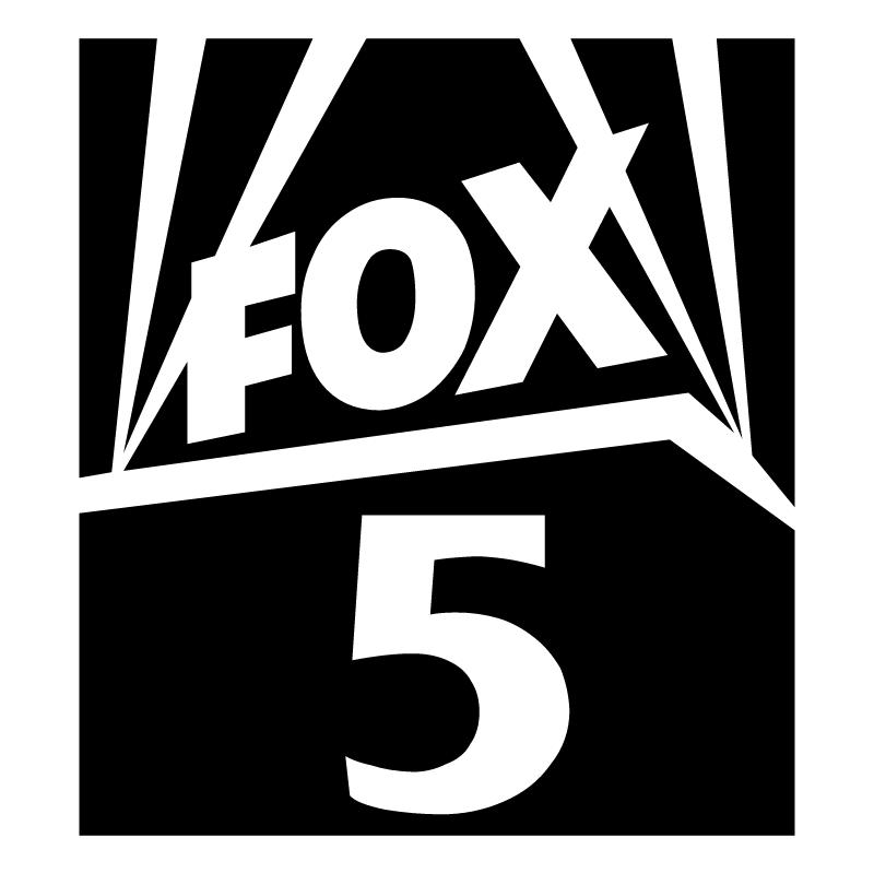 Fox 5 vector logo