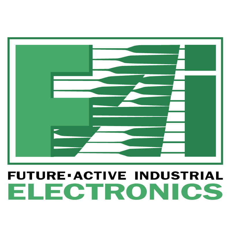 Future Active Industrial Electronics vector