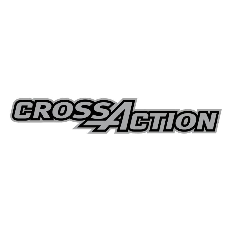 Gillette CrossAction vector