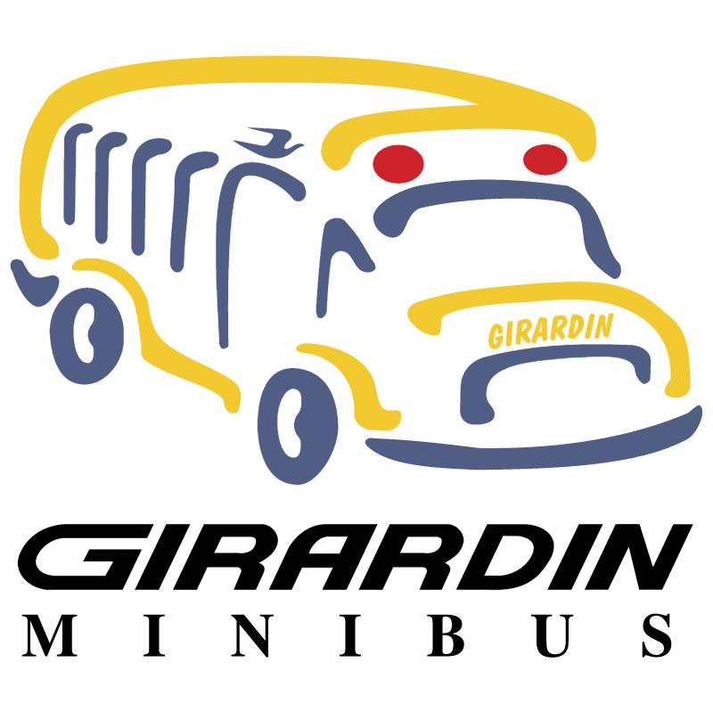 Girardin Minibus vector