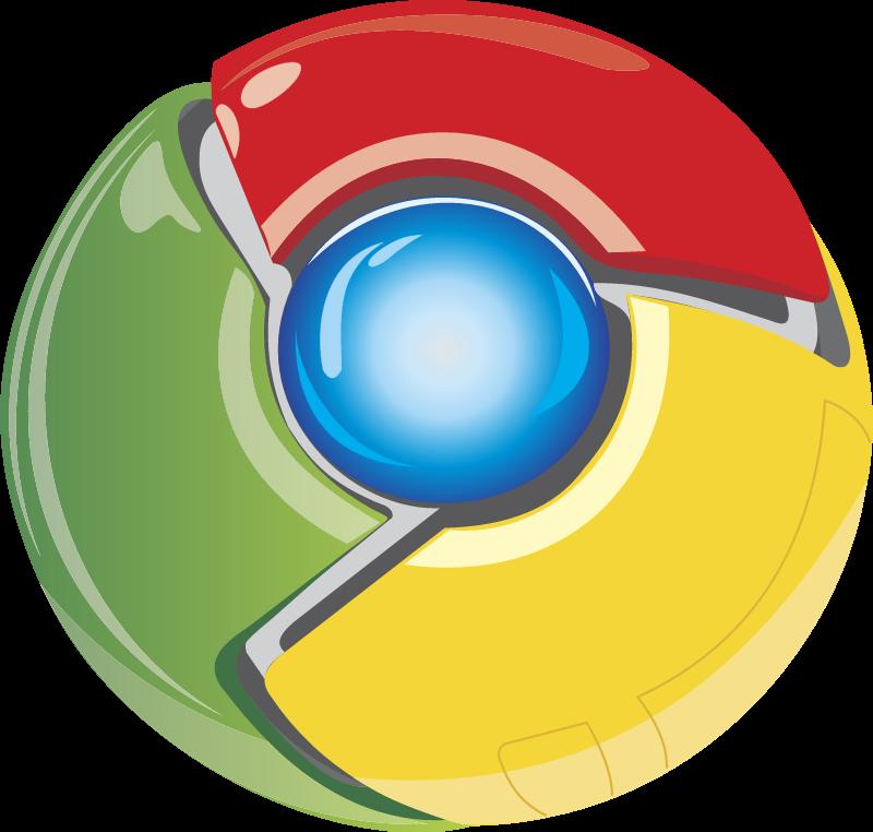 Google Chrome vector