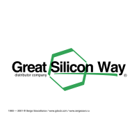 Great Silicon Way vector