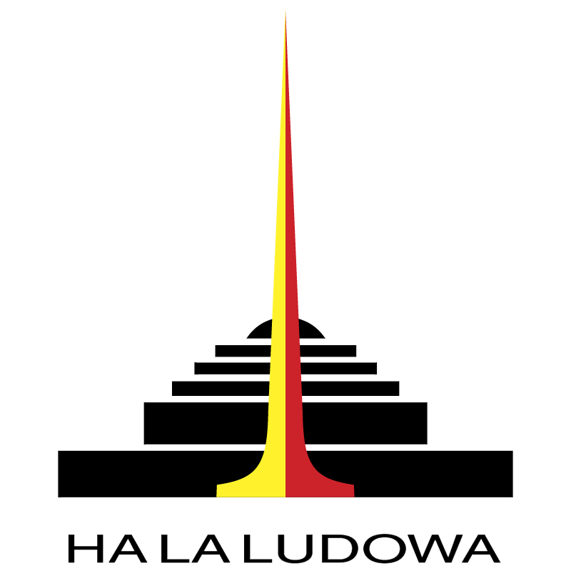 Ha La Ludowa vector