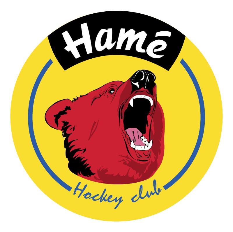 Hame Hockey Club vector