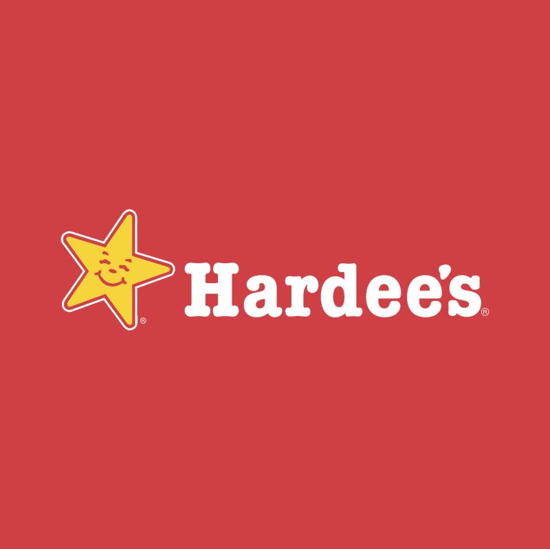 Hardee's vector