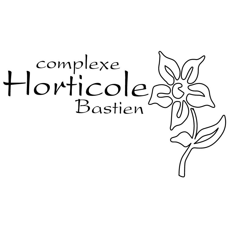 Horticole Bastien vector