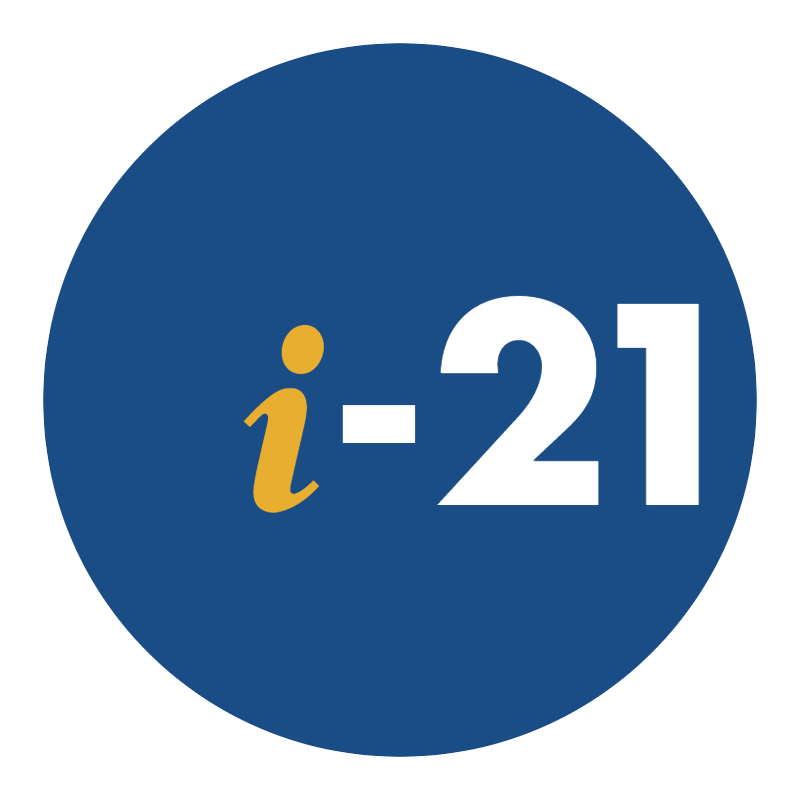 i 21 vector logo