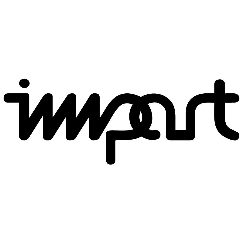 Impart vector logo