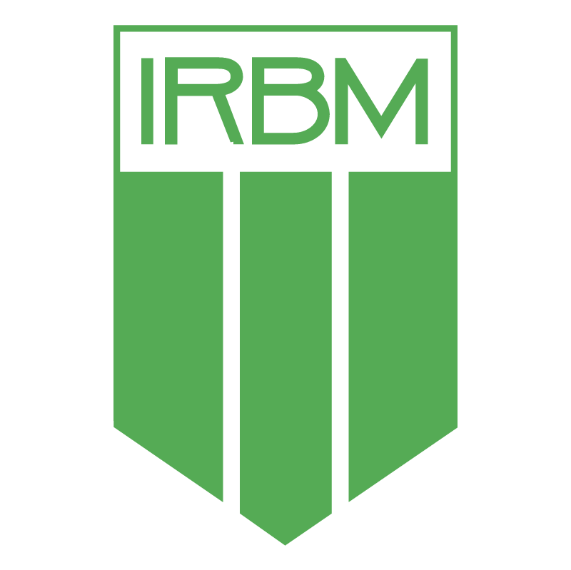 IRBM Ittihad Riadi Baladiate Maghania vector