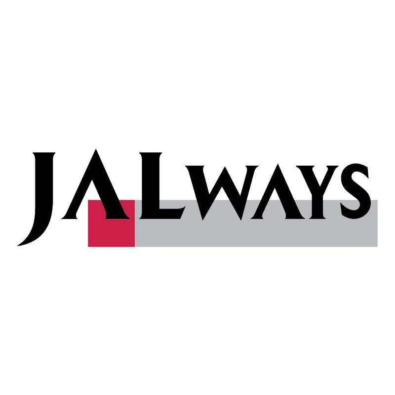 JAL Ways vector