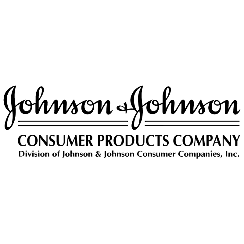 Johnson & Johnson Consumer Products Company vector